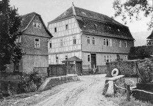Der Fiondörfer Hof.