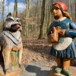 Rotkäppchen und der börse WolfHans im Glück | Düdelsheimer Märchenwald